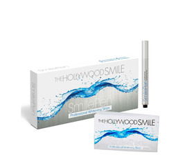 SmilePen Professional Whitening Strips Bleaching Set