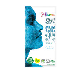 7th Heaven Heavenly Aqua Marine Peel-Off Gesichtsmasken