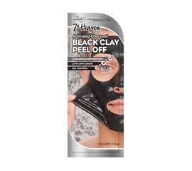 7th Heaven Men's Clay Peel-Off Gesichtsmasken