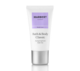 Marbert Bath & Body Classic Anti-Perspirant Roll-on