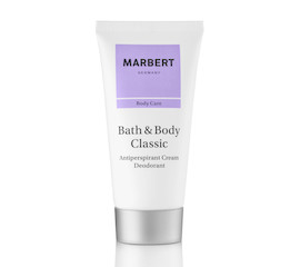 Marbert Bath & Body Classic Anti-Perspirant Cream Deodorant