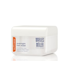 Marlies Möller Overnight Hair Mask Softness
