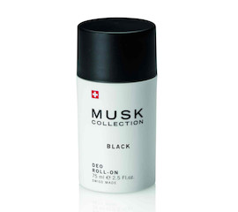 Musk Collection Musk Black Deo Roll-On