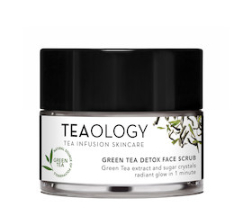 Teaology Green Tea Detox Face Scrub