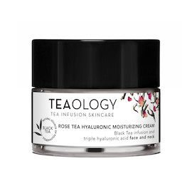 Teaology Rose Tea Hyaluronic Moisturizing Cream