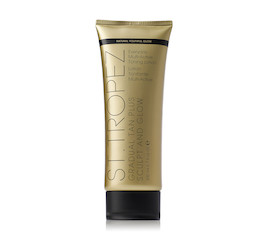 St.Tropez Self Tan Sculpt and Glow Body Lotion