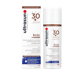 Ultrasun Tan Activator Tan activating sun protection Body SPF 30