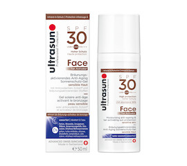 Ultrasun Tan Activator Tan activating sun protection Face SPF 30