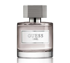 Guess 1981 MEN Eau de Toilette Spray