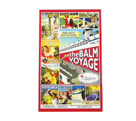 The Balm Balm Voyage Travel Palette Face Palette