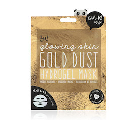 Oh K! Oh K! Gold Dust Hydrogel Mask
