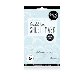 Oh K! Oh K! Sheet Mask Bubble