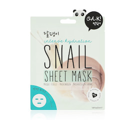 Oh K! Oh K! Snail Sheet Mask