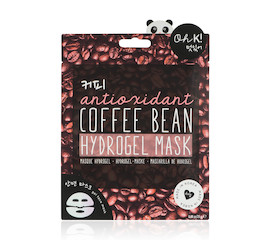 Oh K! Oh K! Coffee Bean Hydrogel Mask