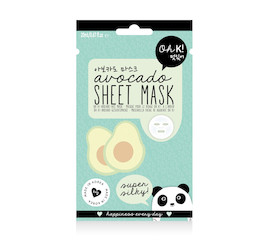Oh K! Oh K! Avocado Sheet Mask