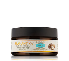 Seamantika Argan Oil Hair Mask