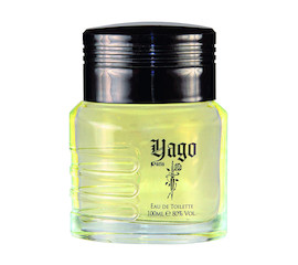 Raphael Rosalee Yago Black Tatoo Paris Eau de Toilette
