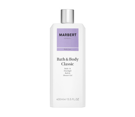 Marbert Bath & Body Classic Bath & Shower Gel