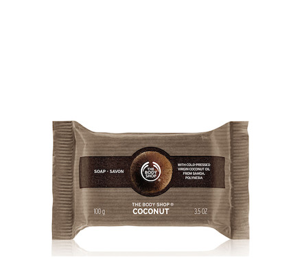 The Body Shop Coconut Soap