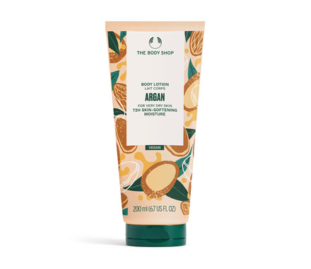 The Body Shop Argan Body Lotion