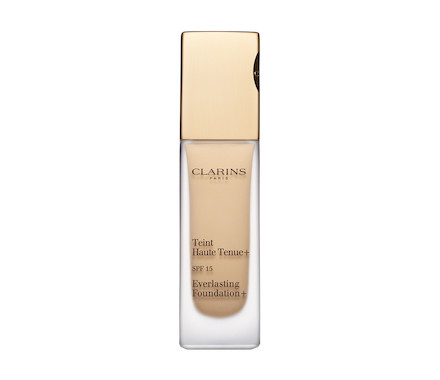 Clarins Teint Haute Tenue+  SPF15 Everlasting Foundation+
