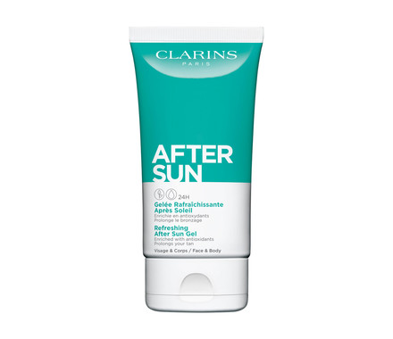 Clarins Solaire Refreshing After Sun Gel