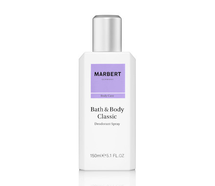 Marbert Bath & Body Classic Deodorant Spray
